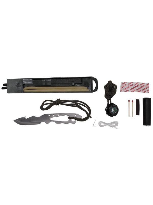 Nůž pro přežit Jungle II RVC Klement