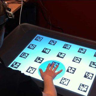 Mobile Musical Lit Bébé Nouveau Pdf Hand Occlusion On A Multi touch Tabletop