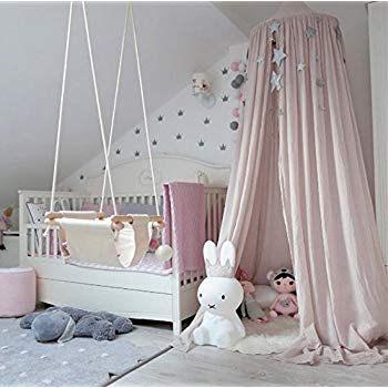 Moustiquaire Lit 2 Places Élégant Zinsale Les Enfants Baldaquin Ciels De Lit Coton Moustiquaire Ciels