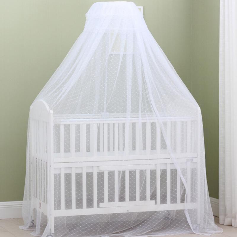 Moustiquaire Lit Enfant Bel Acheter Lit Bébé Rond Moustiquaire D´me Lit Coton Suspendu Auvent