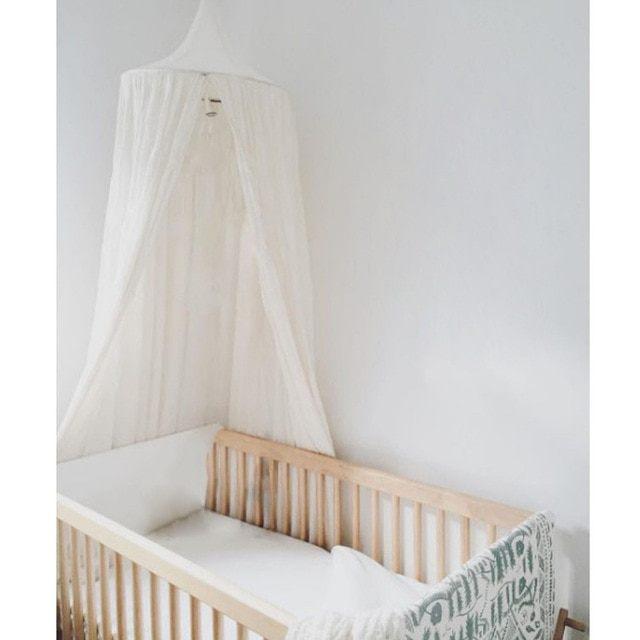 Moustiquaire Lit Enfant De Luxe Moustique Lit  Baldaquin Net touristique Tente Lit Rideau Ronde