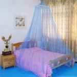 Moustiquaire Lit Enfant Élégant Acheter été Newbron Bébé Chambre Suspendue Literie D´me Rond Auvent