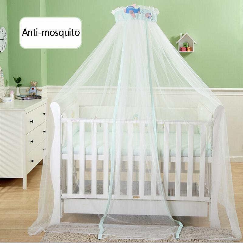 Moustiquaire Lit Enfant Élégant Acheter Hung Dome Aviator Ronde Lit Bébé Canopy Net Moustiquaire