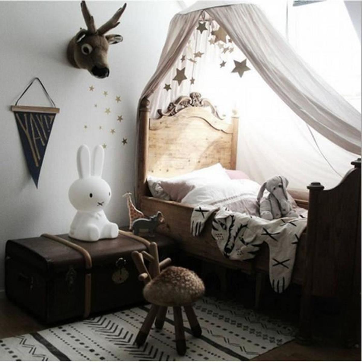 Moustiquaire Pour Lit Bébé De Luxe Ciel De Lit Baldaquin