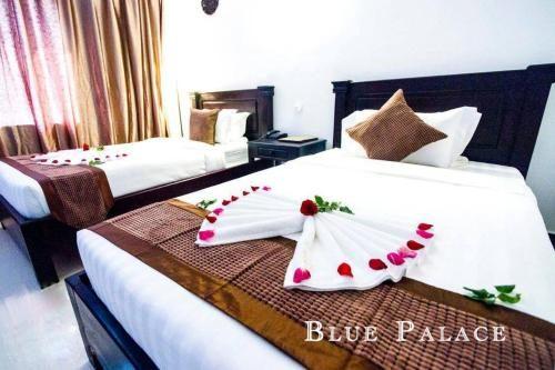 Mr Fox Linge De Lit Belle ОтеРь Blue Palace Hotel Siem Reap 4 Сием Рип Бронирование отзывы