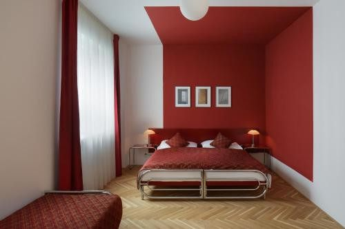 Mr Fox Linge De Lit Inspiré ОтеРь Axa Hotel 3 Прага Бронирование отзывы фото — Туристер Ру