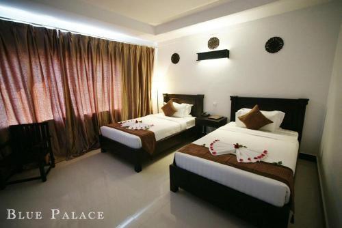 Mr Fox Linge De Lit Le Luxe ОтеРь Blue Palace Hotel Siem Reap 4 Сием Рип Бронирование отзывы