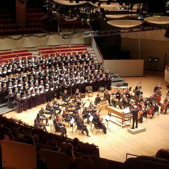 Orchestra tour De Lit Frais Boettcher Concert Hall 25 S & 26 Reviews Performing Arts