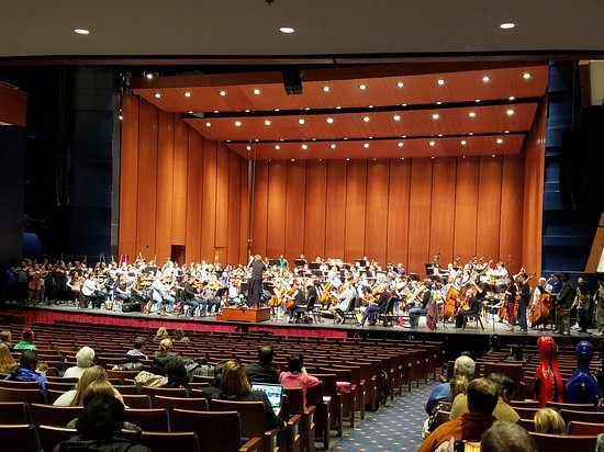 Orchestra Tour De Lit Génial Robinson Center Little Rock 2019 All You Need To Know Before You