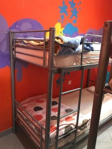 Ou Se Cache Les Punaises De Lit Unique ХостеРJacobs Inn Hostel Париж Бронирование отзывы фото