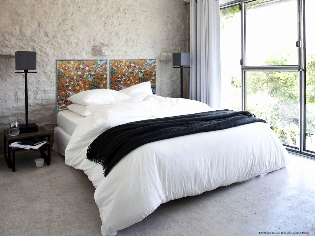 Palette Tete De Lit Élégant Idee Tete De Lit Beauté Diy Deco Chambre Pour Fabriquer Une Tete De