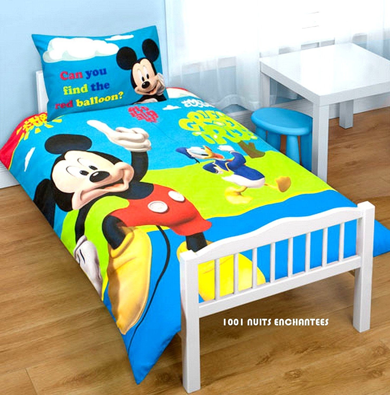 Parure De Lit 120×150 Belle Housse De Couette Mickey Finest Housse De Couette Mickeypers with