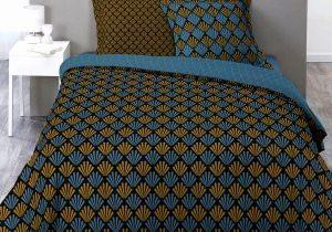 Parure De Lit 120×190 De Luxe Housse De Couette Bleu Canard Nouveau Parure Lit 120—190 Lit Drap