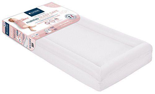 Parure De Lit 140×70 Bel Candide Sleep Safe Croissance Matelas Déhoussable Pour Lit 60 X 120