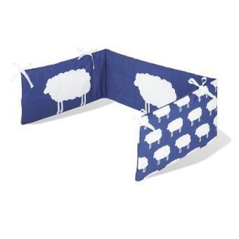 Pinolino Tour de lit pour lit bébé 120x60cm ou 140x70cm Joyeux