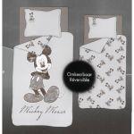 Parure De Lit 2 Personnes Disney De Luxe Housse De Couette Mickey Finest Housse De Couette Mickeypers with