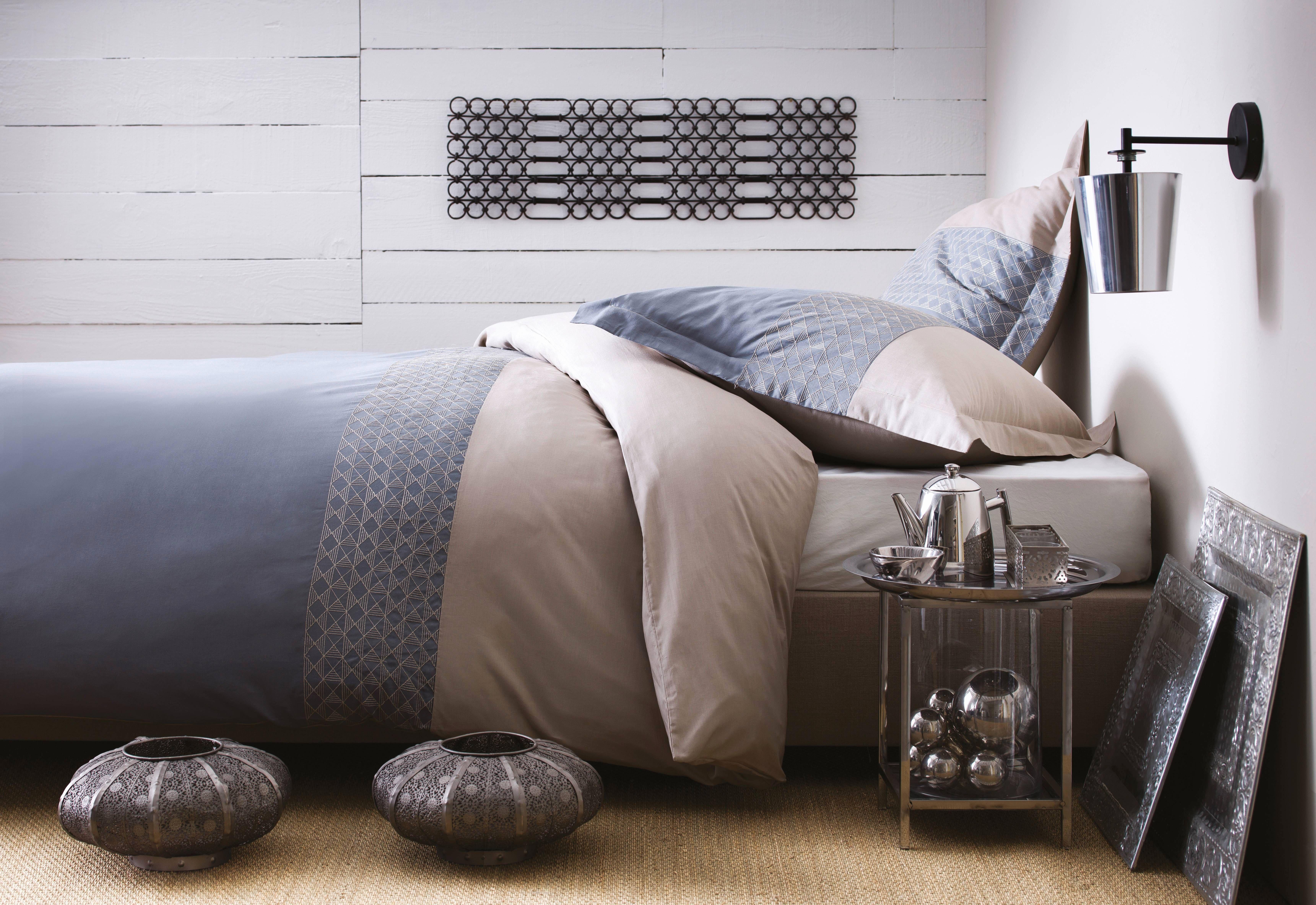 Parure De Lit 200×200 Luxe Linge De Lit 200—200 Beau Parures De Lit Coussins Linge De Maison