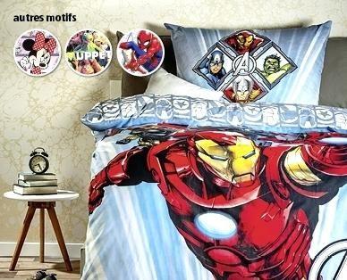 Parure De Lit 220×240 Meilleur De Parure Lit Avengers Parure De Lit Pour Enfants Avengers Minnie Mouse