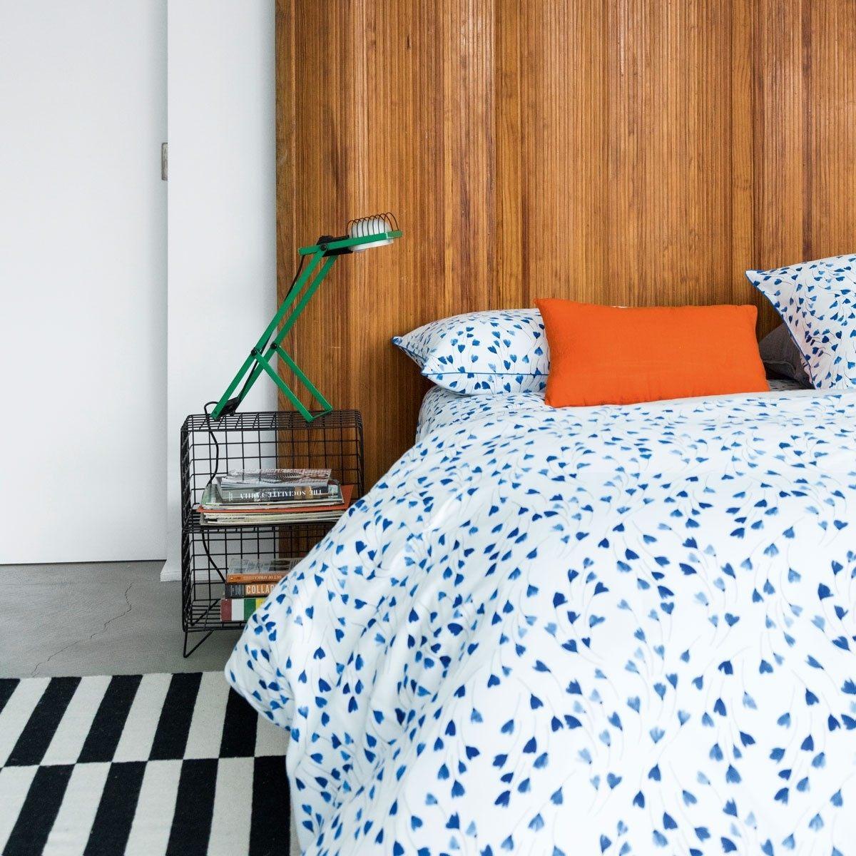 Parure de lit Olivier desforges Tocade Linge de lit haut de gamme