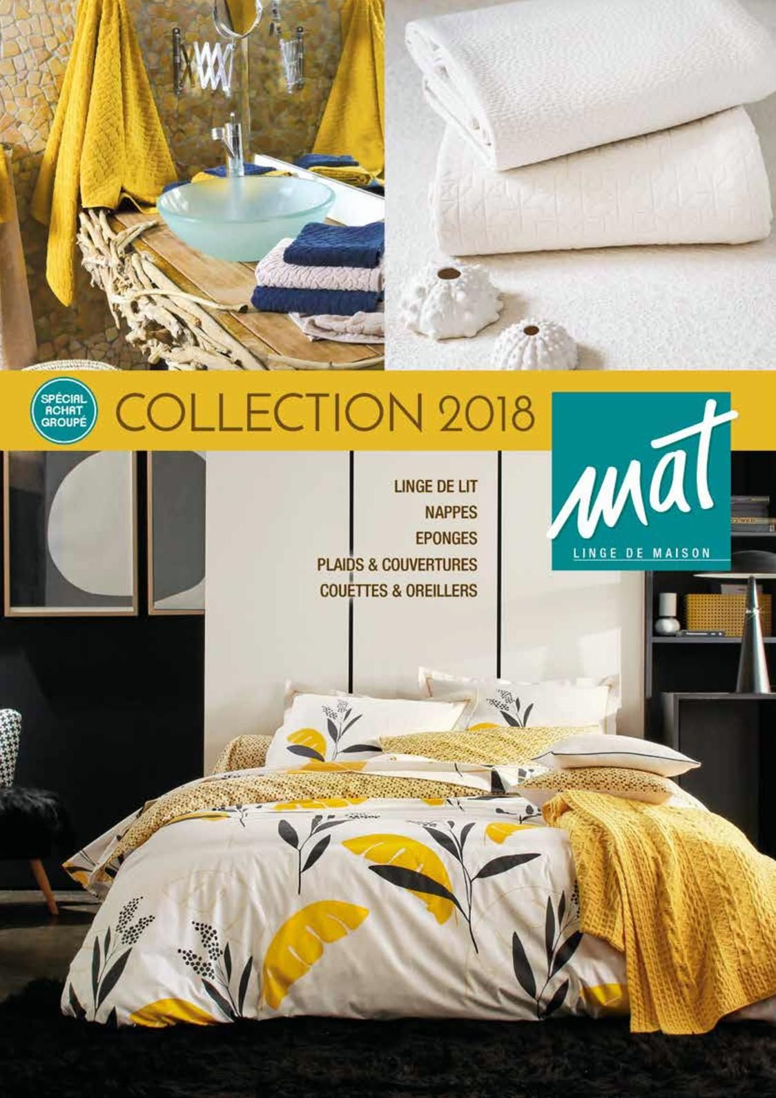 Parure De Lit 90×200 Belle Calaméo Collection 2018