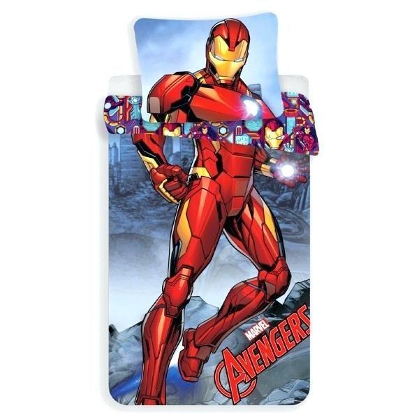 Parure De Lit 90×200 Élégant Parure Lit Avengers Avengers Parure Housse De Couette Coton Avengers