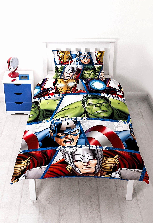 Parure De Lit Avengers Douce 34 Frais Collection De Housse De Couette Marvel