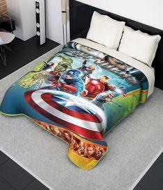 Parure De Lit Avengers Impressionnant 64 Best Bedroom Things Images