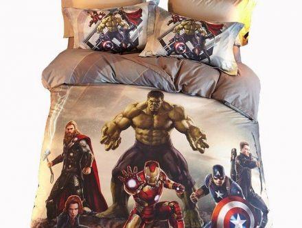 Parure De Lit Avengers Meilleur De S Mesafran