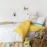 Parure De Lit Bebe 60x120 Inspiré Parure De Lit Enfant Parure De Lit Yaka Parures De Lit Enfant Carre