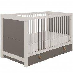 Parure De Lit Bebe Complete Luxe Lit Bébé  Barreaux Ou Pliables
