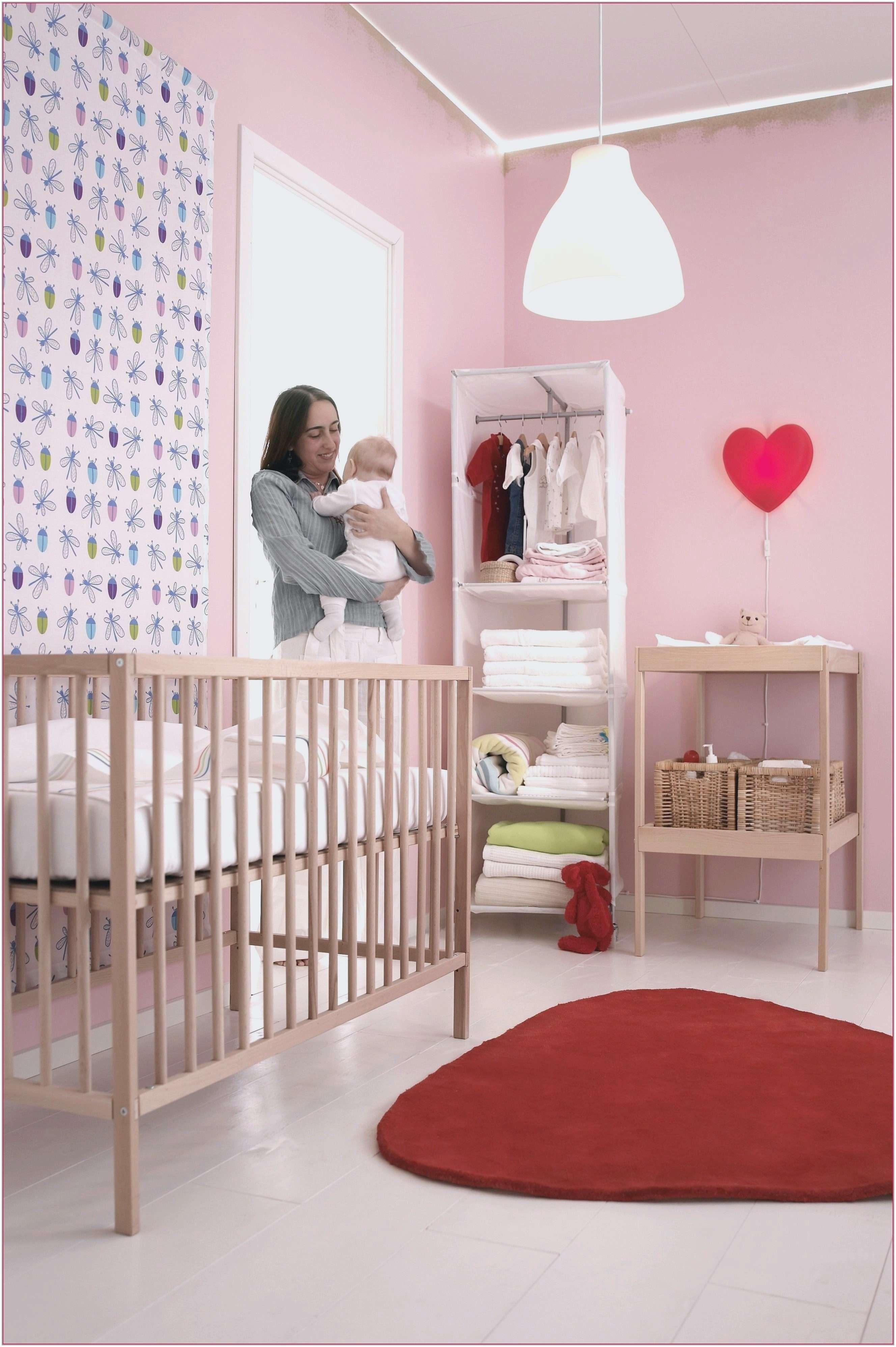 Parure De Lit Bébé Inspiré Elégant Chambre Bébé Fille Gris Et Rose Beau Parc B C3 A9b C3 A9