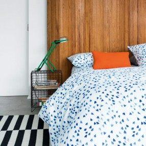 Parure de lit parure de drap de lit haut de gamme Olivier Desforges