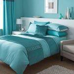 Parure De Lit Bleu Marine De Luxe Parure De Lit Bleue Nazenin Home Parure De Lit Bleu Brandalley