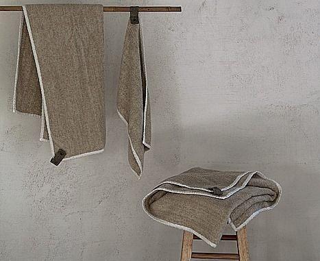 Parure De Lit Chic Élégant Lissoy Linen towels Lissoy Linge De Lit Chic Et Pratique Drap