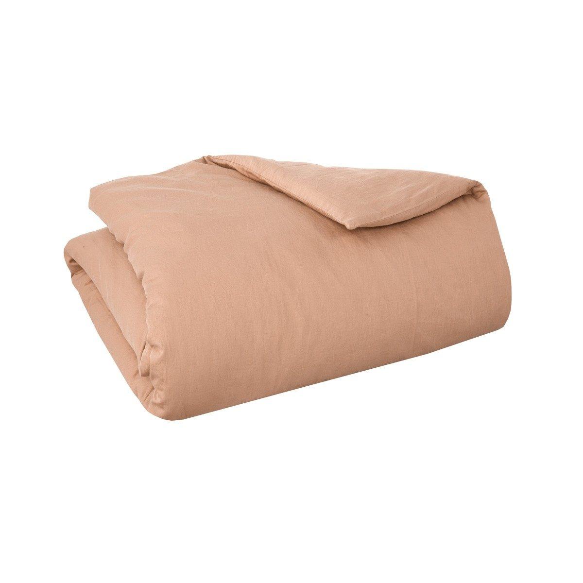Parure De Lit Complete Agréable Palerme Rose Thé Duvet Cover Duvet Covers Bed Linen Olivier