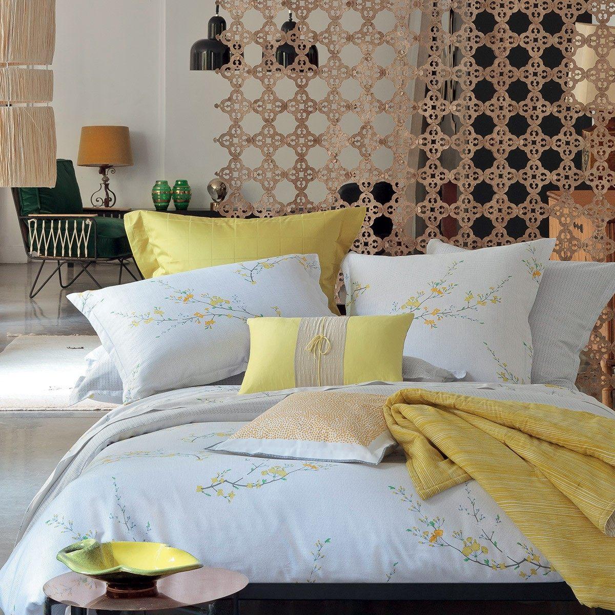 Parure De Lit Complete Fraîche Fiancee Bed Set Printed Bed Sets Bed Linen Olivier Desforges
