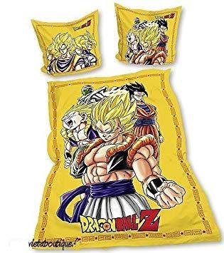 Parure De Lit Dragon Ball Z Génial Parure Housse De Couette Dragon Ball Amazon Cuisine & Maison