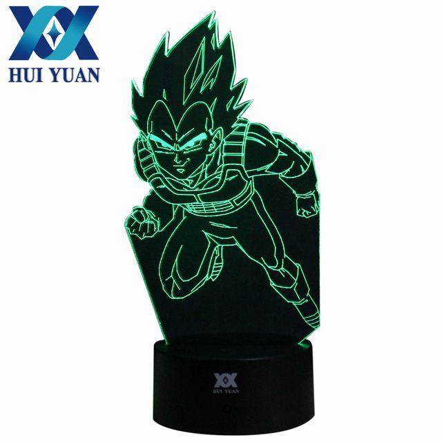 Parure De Lit Dragon Ball Z Luxe 26 Génial Collection De Lampe De Bureau Tactile