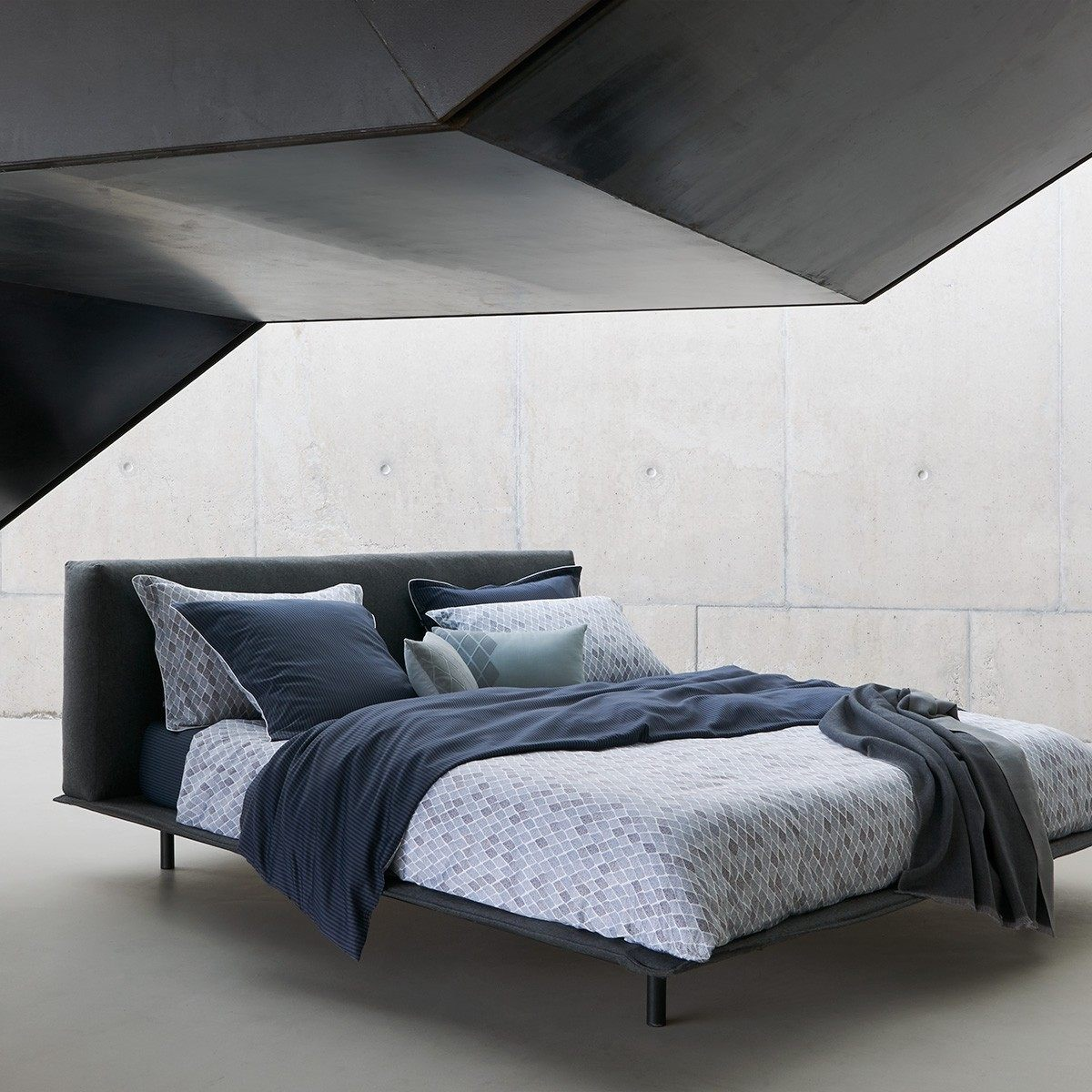 Parure De Lit En Flanelle Belle Parure De Lit Filigree Printed Bed Sets Bed Linen Olivier Desforges