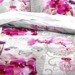 Parure De Lit En Satin Charmant Parure De Lit Rose Unique Housse De Couette Noir Et Rose Luxe Housse