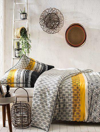 Parure De Lit Ethnique Le Meilleur De Linge De Maison Design Elegant