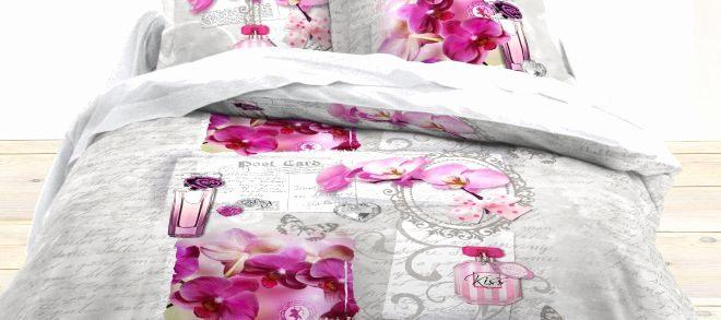Parure De Lit Gris Et Rose De Luxe Nouveau Concept De Maison