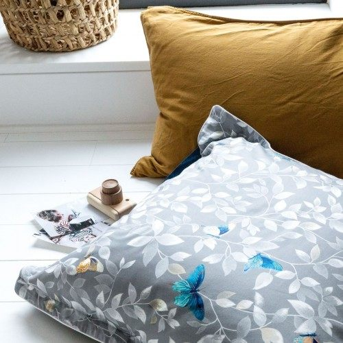 Parure de lit Olivier desforges Doria Linge de lit haut de gamme