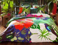 14 meilleures images du tableau Housses de couette tropicales