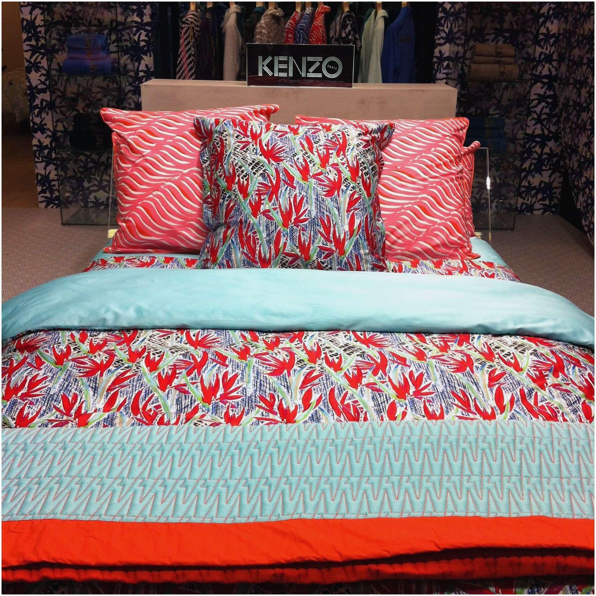 Le Meilleur De Parrure De Lit Kenzo Yves Delorme Lit Bedroom Bed
