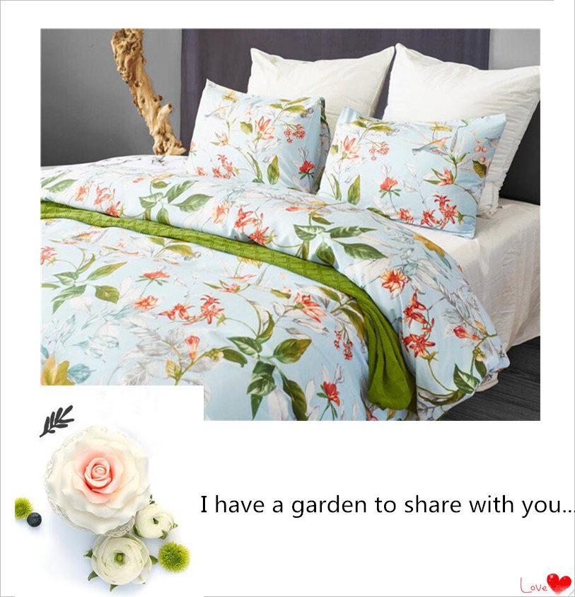 Parure De Lit King Size Nouveau Bedding Set fortable Queen King Size Ropa De Cama Duvet Cover