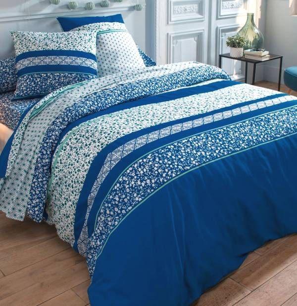 Parure De Lit Louis Vuitton Génial Parure De Lit Bleue Parure De Lit Bleu Housse De Couette Satin Maman