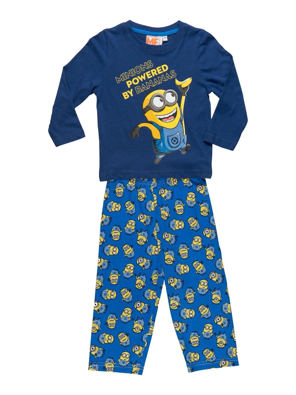 Parure De Lit Minion Belle Pyjama Minions Gar§on 2 6a Districenter
