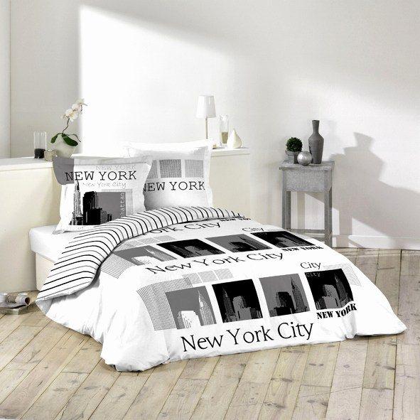 Parure De Lit New York Beau Parure De Lit Noir Et Blanc Génial Luxe élégant Le Meilleur De Beau