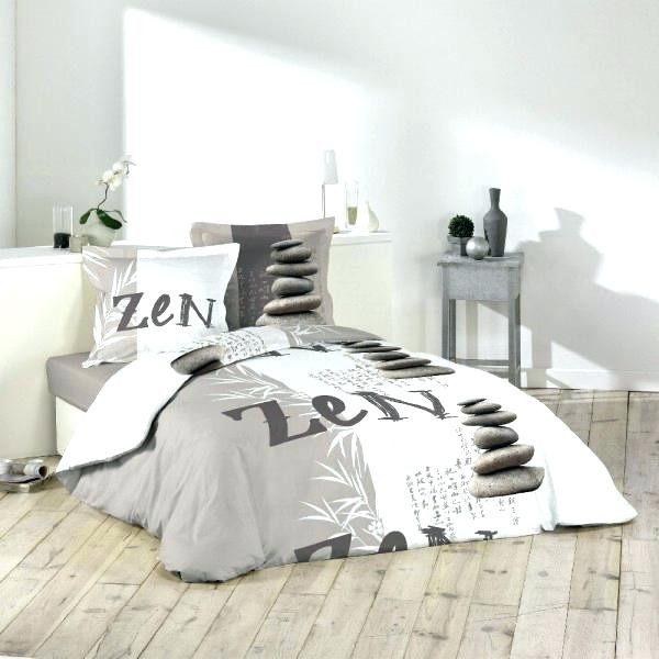 Parure De Lit Noir Et Blanc Luxe Parure Lit 240—260 Housse De Couette 240—260 La Redoute Unique Linge